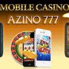 Мобильная версия Азино777 для самых активных игроков